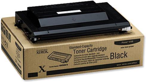 Картридж XEROX 106R00679 черный оригинальный