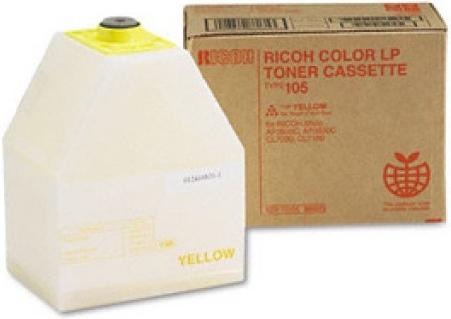 Тонер 105RPL для Ricoh LE желтый