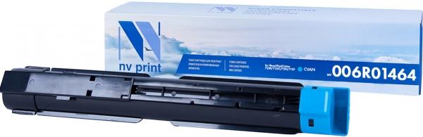 Картридж совместимый NVPrint 006R01464 для Xerox голубой