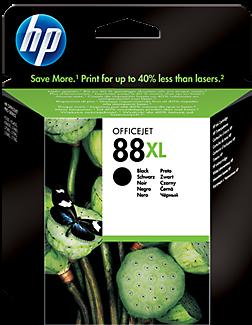 Картридж HP 88XL черный оригинальный