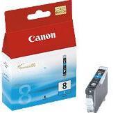 Картридж Canon CLI-8C голубой совместимый InK Cartridge