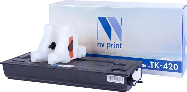 Картридж совместимый NVPrint TK-420 для Kyocera
