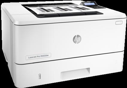 Принтер лазерный HP LaserJet Pro M402dw (C5F95A#BBU)