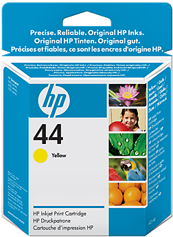 Картридж HP 51644YE желтый оригинальный