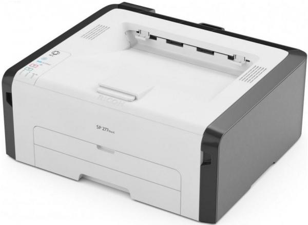 Принтер лазерный Ricoh SP 277NwX