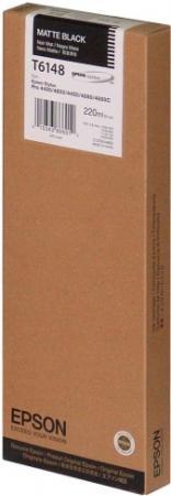 Картридж EPSON T6148 (C13T614800) матово-черный (оригинальный)