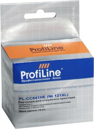 Картридж совместимый ProfiLine CC641HE №121XL для HP
