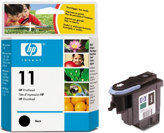 Картридж HP C4810A черный оригинальный