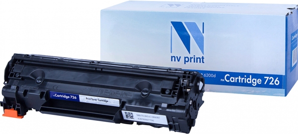 Картридж совместимый NVPrint 726 для Canon