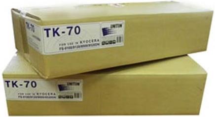 Картридж совместимый Uniton ТК-70 для Kyocera