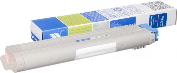 Тонер-картридж совместимый NV Print 106R01078 пурпурный для Xerox