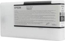 Картридж C13T653100 EPSON для Stylus Pro 4900 черный оригинальный