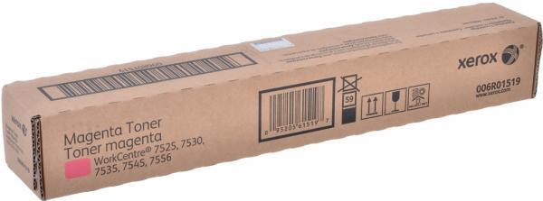 Тонер-картридж XEROX 006R01519 пурпурный оригинальный DIL для WC 7545/7556