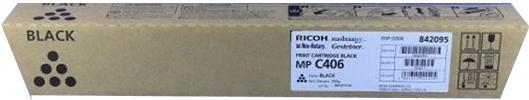 Тонер-картридж MPC406 для Ricoh черный