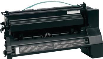 Картридж Lexmark C780H2KG черный оригинал