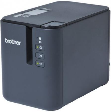 Принтер для изготовления наклеек Brother PT-P900W
