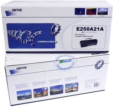 Картридж совместимый UNITON Premium E250A21E/A для Lexmark