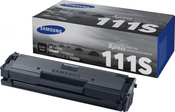 Тонер-картридж Samsung MLT-D111S (MLT-D111S/SEE) (оригинальный)
