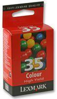 Картридж Lexmark N 35 цветной оригинал