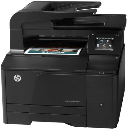 МФУ HP LaserJet Pro 200 Color MFP M276nw