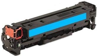 Тонер-картридж HP CF381A (312C) голубой Seven Quality (совместимый)