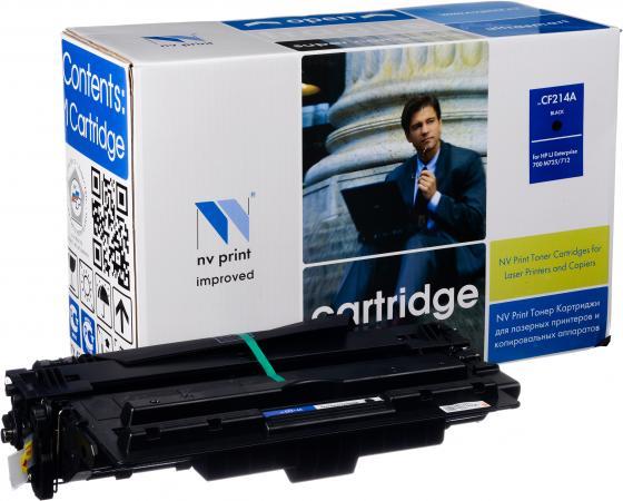 Картридж HP CF214A совместимый NV Print