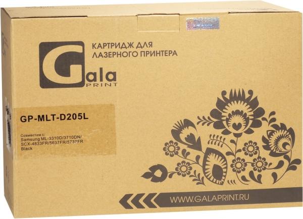 Картридж совместимый GalaPrint MLT-D205L для Samsung