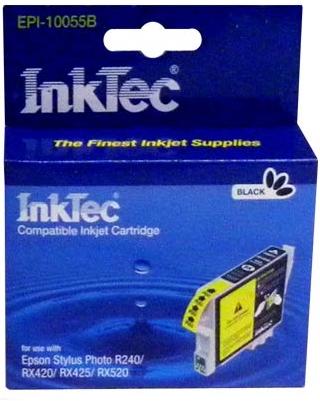 Картридж совместимый InkTec T0551 черный для Epson