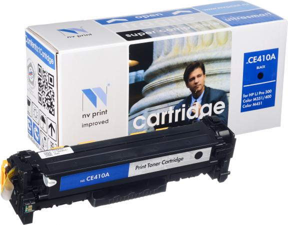 Картридж совместимый NV Print CE410A черный для HP