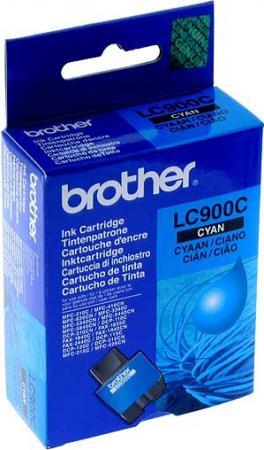 Картридж Brother LC900C голубой оригинальный