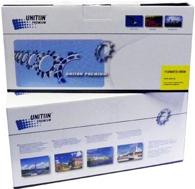 Картридж совместимый UNITON Premium 113R00721 желтый для Xerox