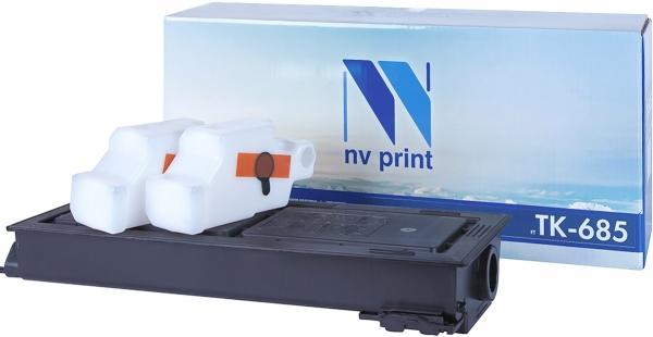 Картридж совместимый NVPrint TK-685 для Kyocera