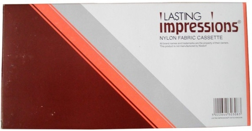 Картридж матричный 3030FN фиолетовый совместимый Lasting Impressions