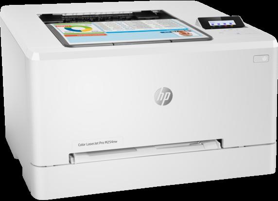 Принтер лазерный HP Color LaserJet Pro M254nw