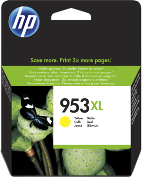 Картридж №953XL для HP желтый
