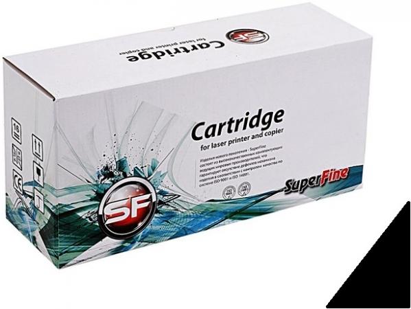 Картридж совместимый SuperFine 44059212 черный для OKI