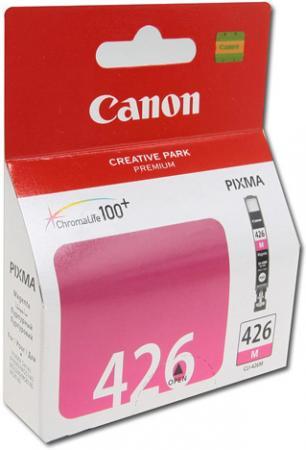 Картридж Canon 426 М пурпурный совместимый Unijet