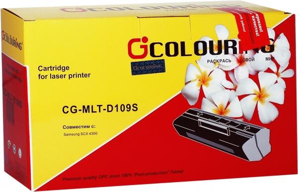 Картридж совместимый Colouring MLT-D109S для Samsung