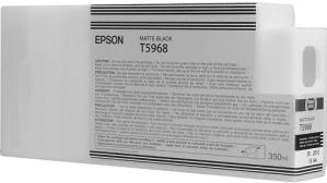 Картридж EPSON T5968 (C13T596800) черный матовый оригинальный