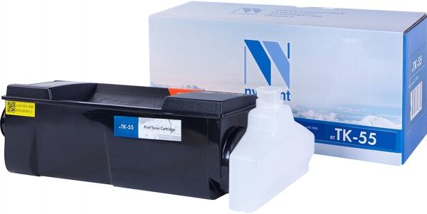 Картридж совместимый NVPrint TK-55 для Kyocera