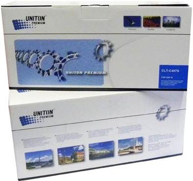 Картридж совместимый UNITON Premium CLT-C407S синий для Samsung