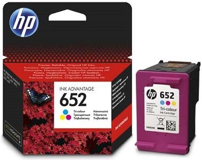 Картридж F6V24AE 3-color для HP оригинальный