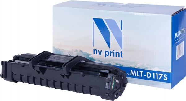 Картридж совместимый NV Print MLT-D117S для Samsung
