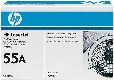 Картридж HP CE255A оригинальный