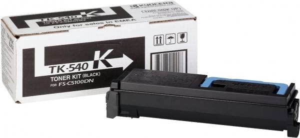 Картридж Kyocera TK-540K черный оригинальный