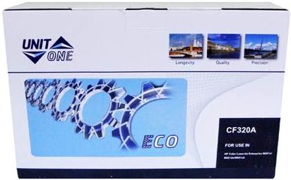 Картридж совместимый UNITON Eco CF320A (652A) черный для HP