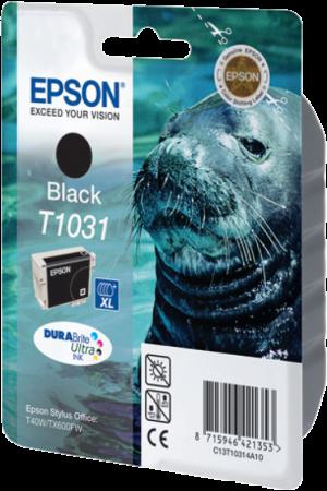 Картридж EPSON T10314A10 черный оригинальный