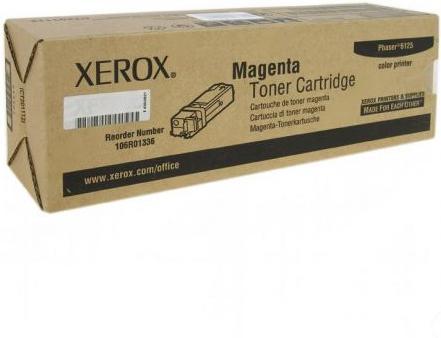 Картридж XEROX 106R01336 пурпурный оригинальный