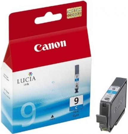 Картридж Canon PGI-9C голубой оригинальный