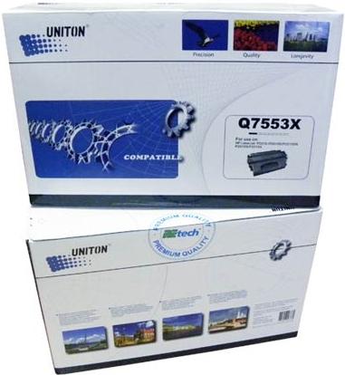 Картридж совместимый UNITON Premium Q7553X для HP